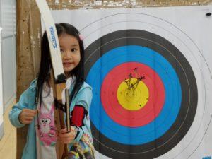 兒童射箭班